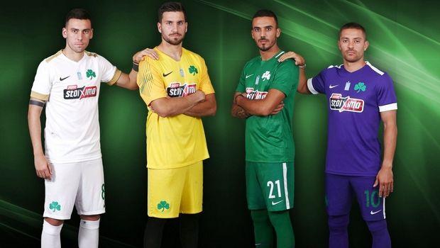 Οι νέες εμφανίσεις του Παναθηναϊκού για τη σεζόν 2018-19 - Super ... 48d2bcf4ea1