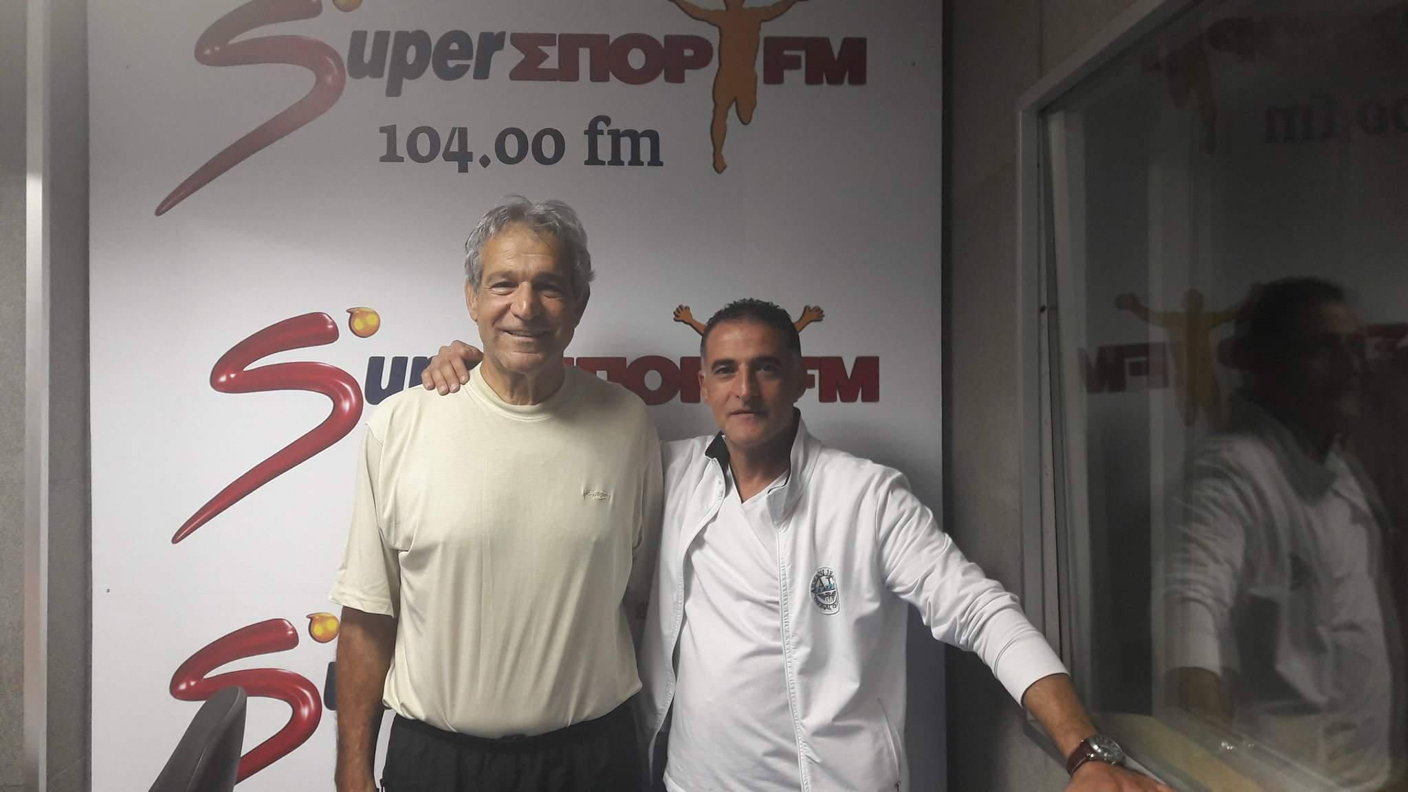 Ο Κύπριος προπονητής Σταύρος Παπαδόπουλος μίλησε στον Super Sport fm 104.0  για τις μεγάλες νίκες της ΑΕΚ και του Απόλλωνα στο Γιουρόπα Λιγκ. 80bb1d351e1