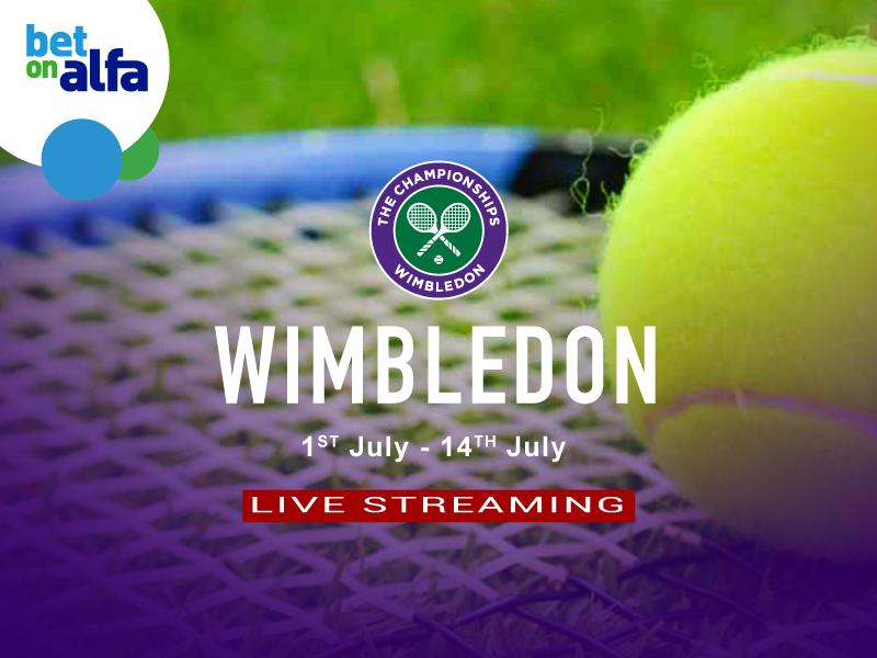 Θα κατακτήσει το Wimbledon ο Τσιτσιπάς; 18.50 στην BET ON ALFA
