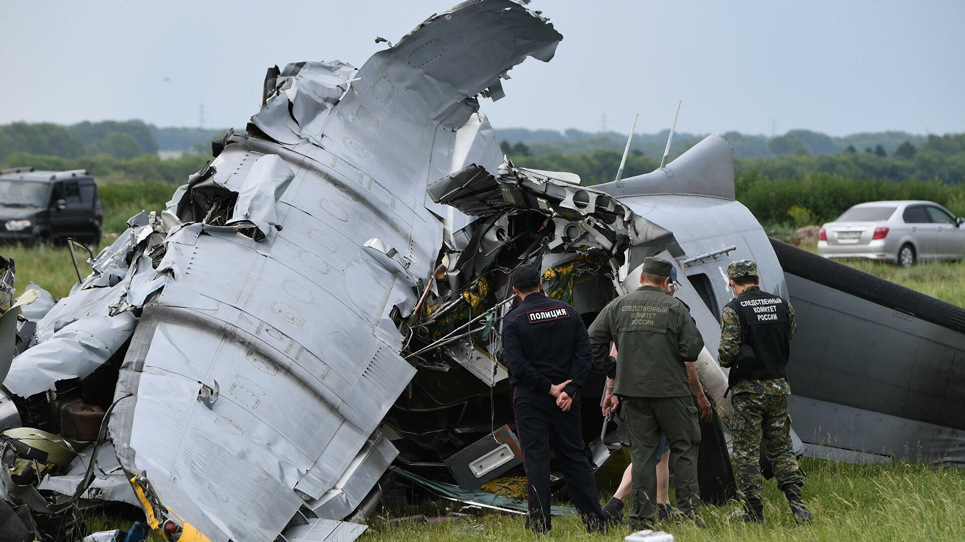 Συντριβή αεροσκάφους-Νεκροί και τραυματίες (ΒΙΝΤΕΟ)